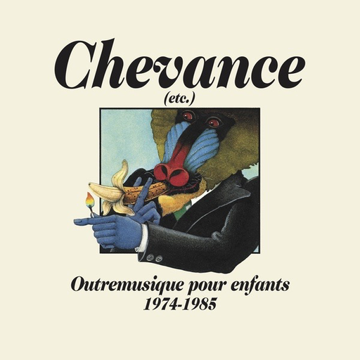 Various Artists - Chevance (etc.): Outremusique Pour Enfants 1975-1984 (Import LP)