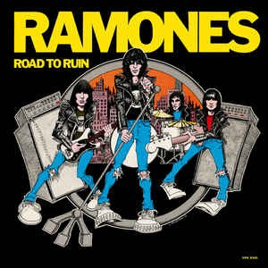 Ramones - Road To Ruin (SYEOR) (Colored LP)
