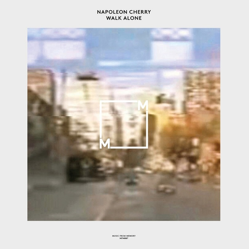 Napoleon Cherry - Walk Alone (LP)