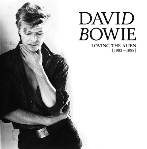 David Bowie - Loving The Alien 1983-1988 (15LP Box Set)