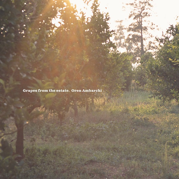 Oren Ambarchi - Grapes From The Estate (2LP Import)