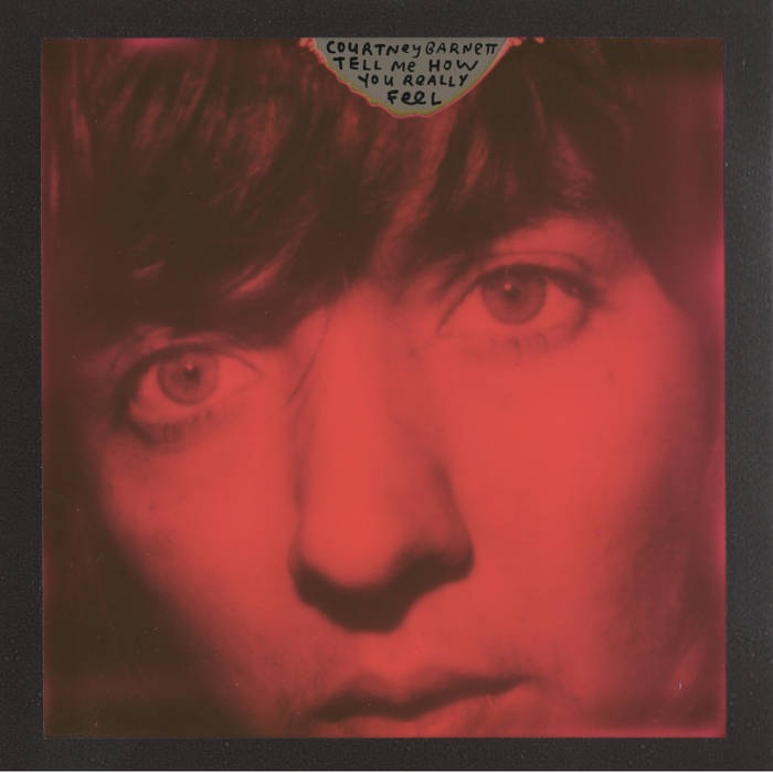 Courtney Barnett - Tell Me How You Really Feel (Indie Only Red Vinyl Gatefold w/ Mirrored Interior LP)