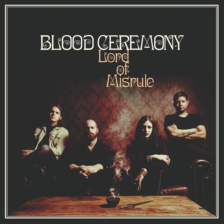 Blood Ceremony - Lord Of Misrule (Limited Edition LP)