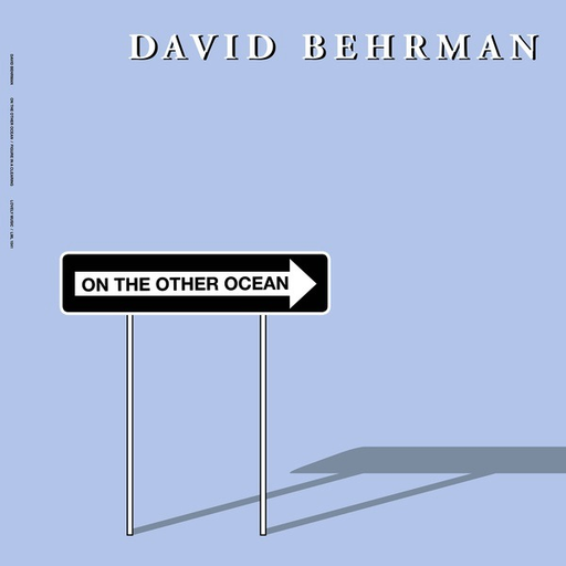 David Behrman - On The Other Ocean (LP)