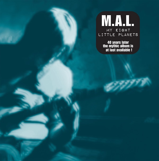 M.A.L. - My Eight Little Planets (Import LP)