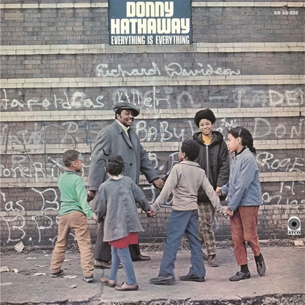 Donny Hathaway - Everything Is Everything (180g Import LP)