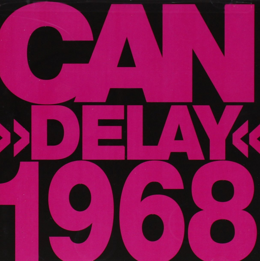 Can - Delay (EU Import LP)