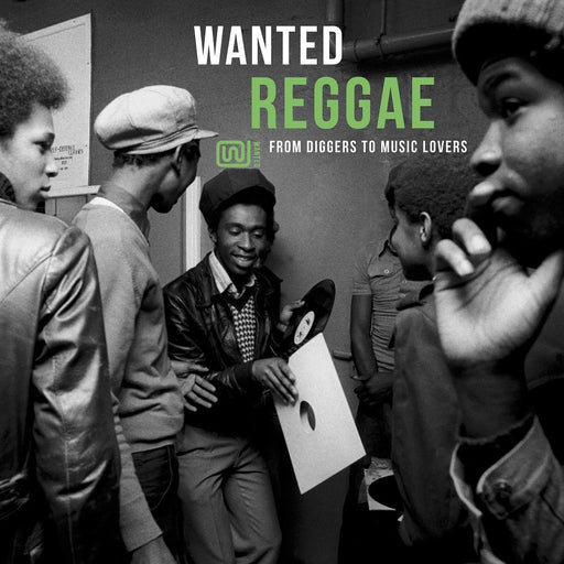 Various Artists - Wanted Reggae (LP)