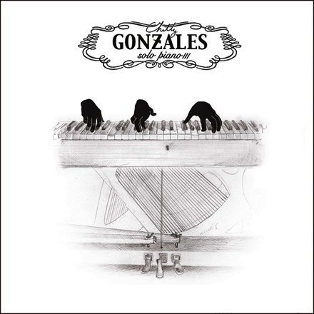 Chilly Gonzales - Solo Piano III (2LP)