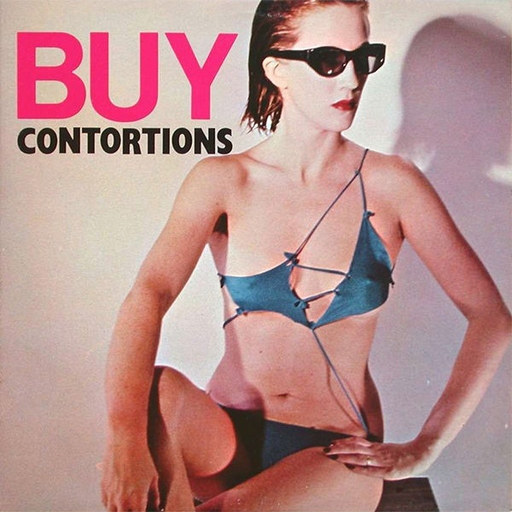 James Chance & The Contortions - Buy (LP)