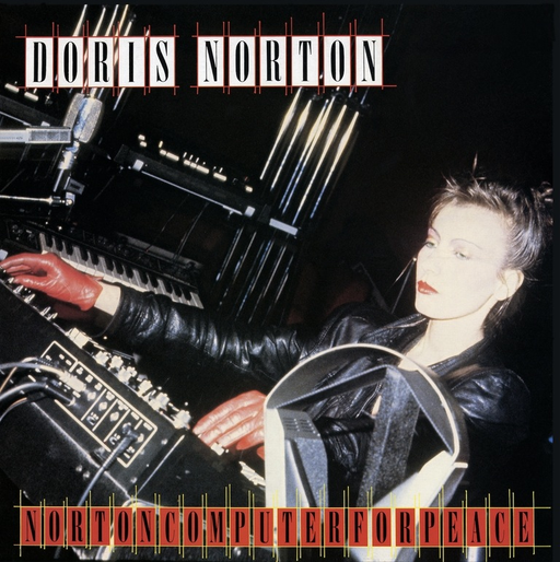Doris Norton - Norton Computer For Peace (LP)