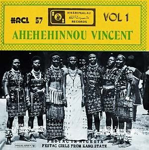 Vincent Ahehehinnou - Best Woman (180g LP)
