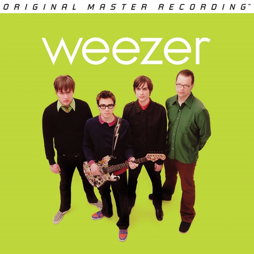 Weezer - Weezer (Green Album) (Numbered Limited Edition LP)