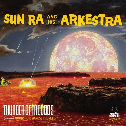 Sun Ra - Thunder Of The Gods (Smokey Red LP)