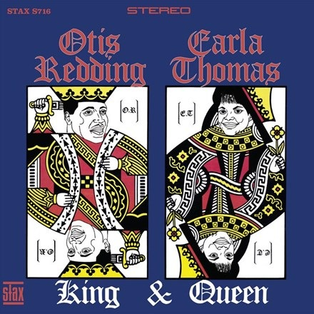 Otis Redding and Carla Thomas - King and Queen: 50th Anniversary Ed. (LP)
