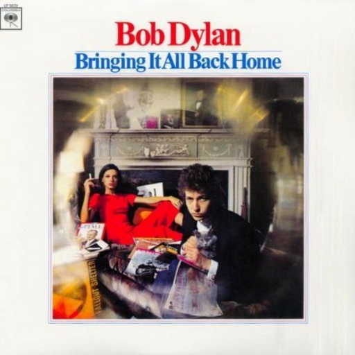 Bob Dylan - Bringing it All Back Home (180g Mono LP)