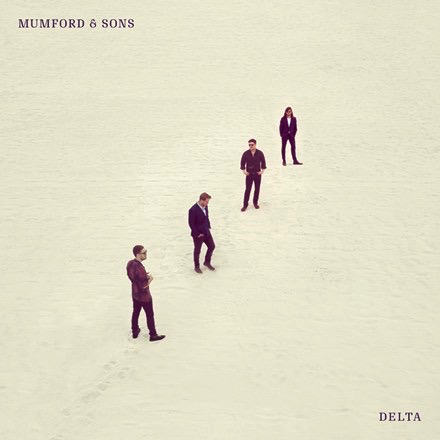 Mumford and Sons - Delta (2LP)