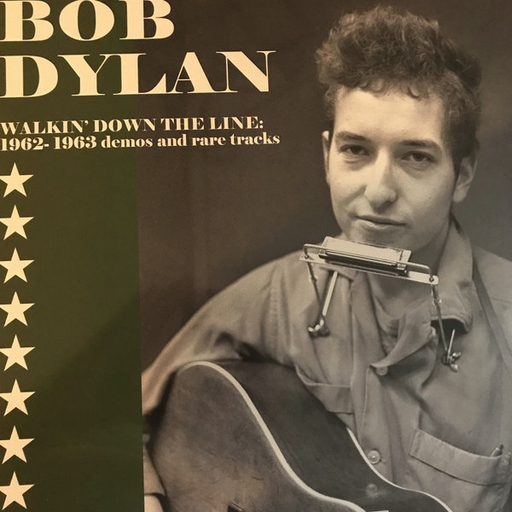 Bob Dylan - Walking Down The Line: Rare Demos 1962-1963 (LP)