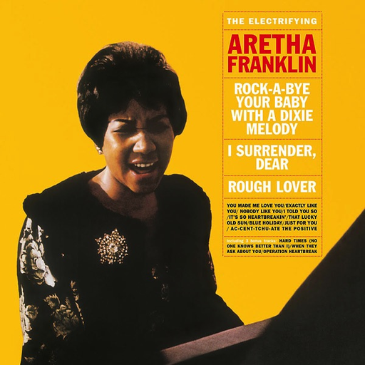 Aretha Franklin - The Electrifying… (LP)