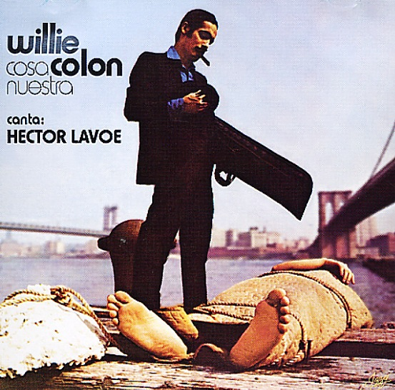 Willie Colon - Cosa Nuestra (LP)