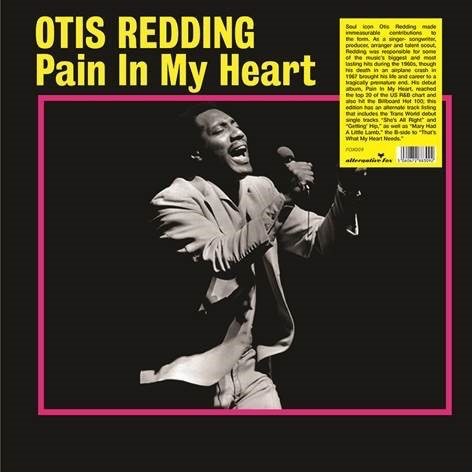 Otis Redding - Pain In My Heart (Import LP)
