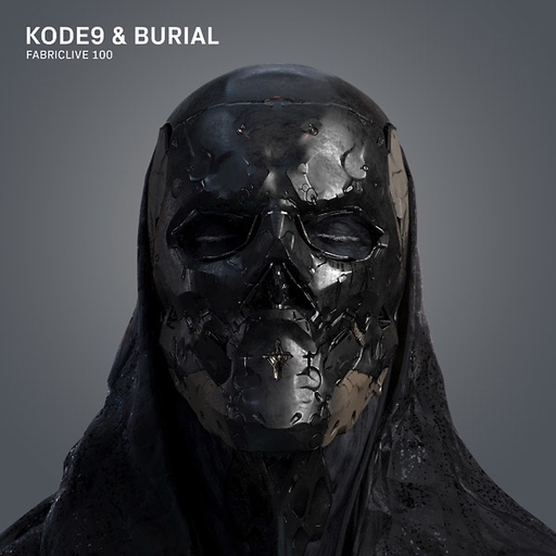 Kode9 & Burial - FabricLive 100 (4LP)