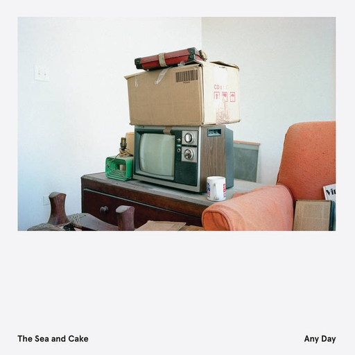 The Sea & Cake - Any Day (White LP)