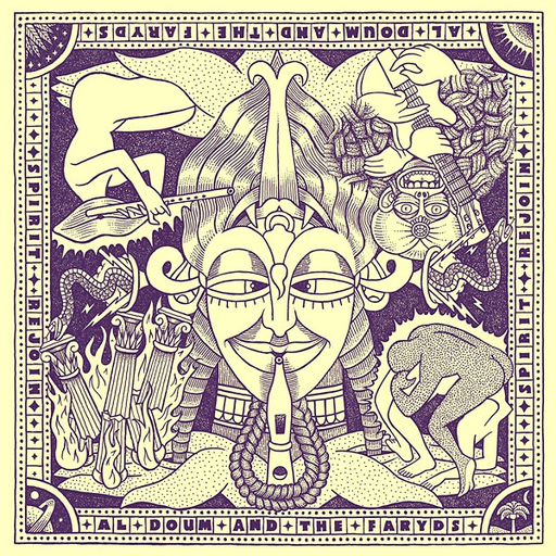 Al Doum & The Faryds - Spirit Rejoin (Import LP)