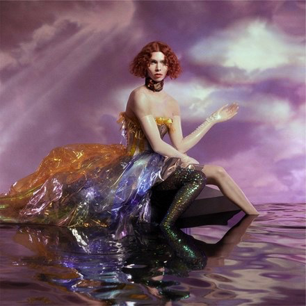 Sophie - Oil of Every Pearl's Un-Insides (Colored LP)