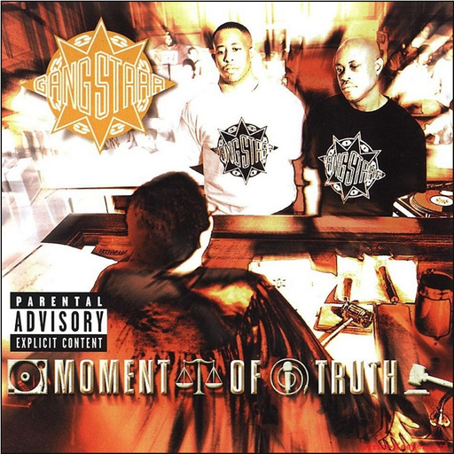 Gang Starr - Moment Of Truth (3LP)