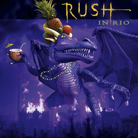 Rush - In Rio (180g 4LP Box Set)