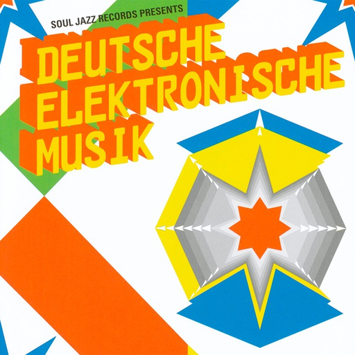 Various Artists - Deutsche Elektronische Musik [Part B] (2LP)