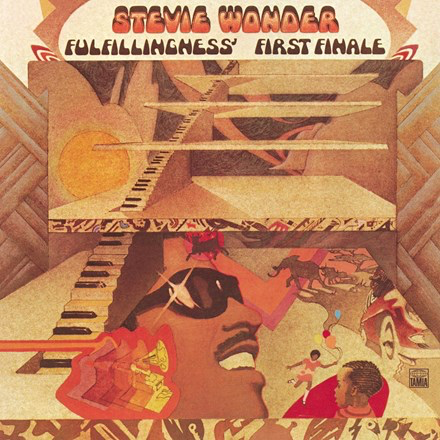 Stevie Wonder - Fulfillingness' First Finale (LP)