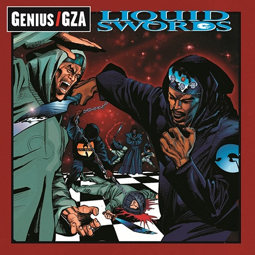 "GZA - Liquid Swords: The Singles Collection (4 x 7"" Box Set)"