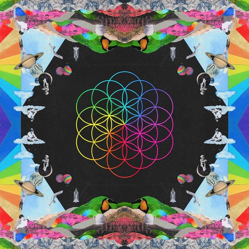Coldplay - A Head Full Of Dreams (180g 2LP)