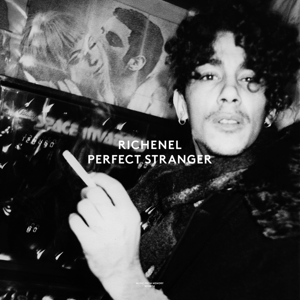 Richenel - Perfect Stranger (LP) *SALE*