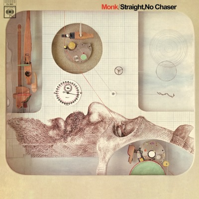 Thelonious Monk - Straight No Chaser (LP)