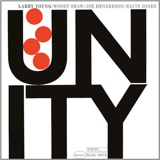 Larry Young - Unity (Blue Note 75th Anniversary LP)