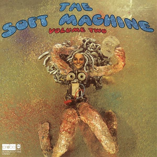 The Soft Machine - Volume Two (LP)