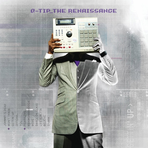Q-Tip - The Renaissance (2LP)