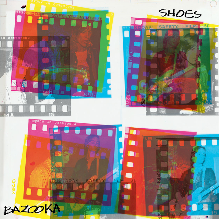 Shoes - Bazooka (LP) *SALE*