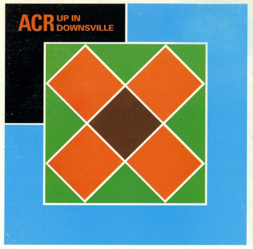 A Certain Ratio  Up In Downsville  (2LP)