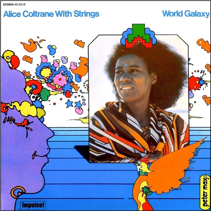 Alice Coltrane - World Galaxy (LP)