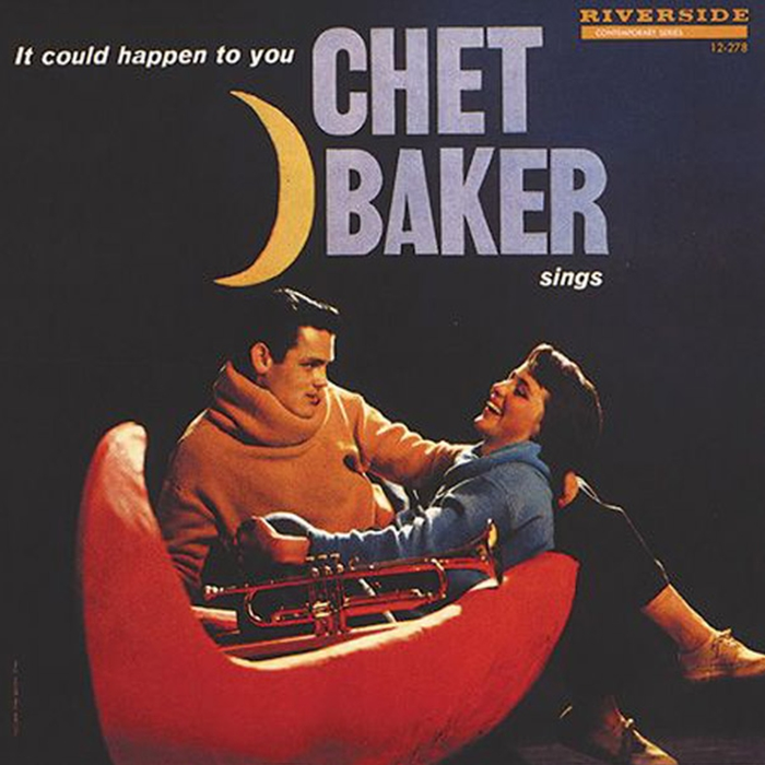 Chet Baker - It Could Happen to You (LP)
