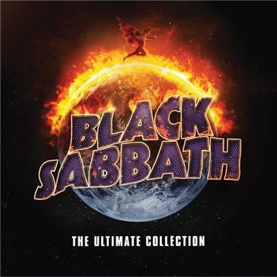 Black Sabbath - The Ultimate Collection (180g 4LP)