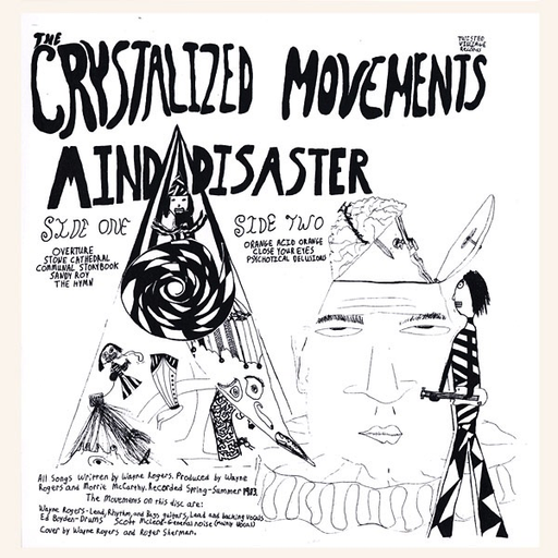 Crystalized Movements - Mind Disaster (LP)