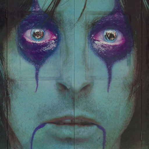 Alice Cooper - From The Inside (Green/Black Coloured Vinyl LP)