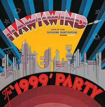 Hawkwind - The 1999 Party: Live At The Chicago Auditorium (2LP)