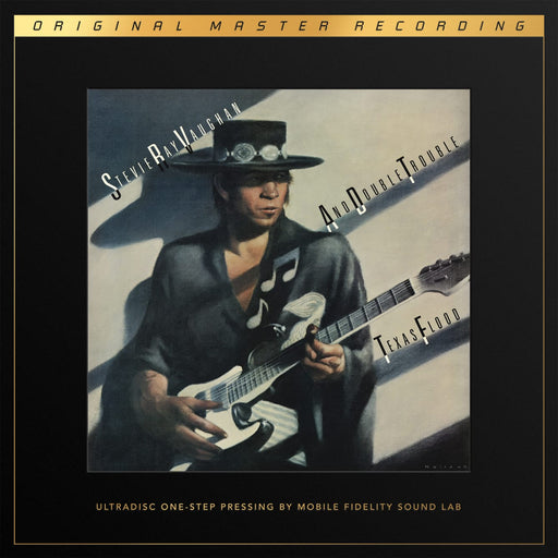 Stevie Ray Vaughan - Texas Flood Lmt Ed UltraDisc One-Step 45rpm Vinyl 2LP Box Set