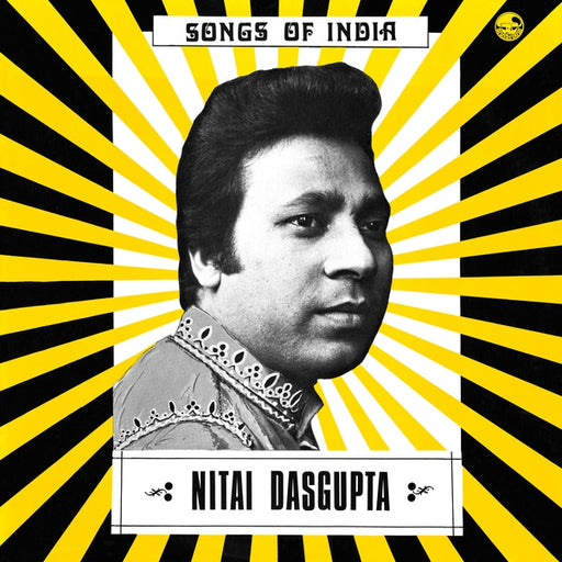 Nitai Dasgupta - Songs Of India (LP)